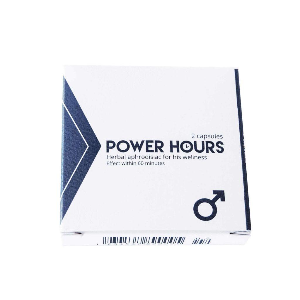 Power Hours potensmedel