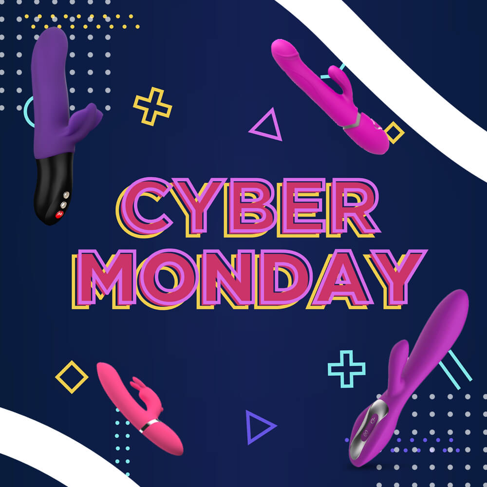 Cyber Monday sexleksaker