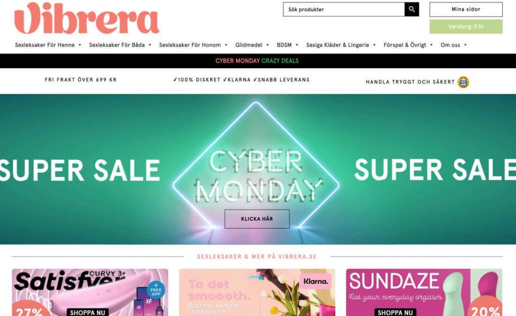 Vibrera Cyber monday