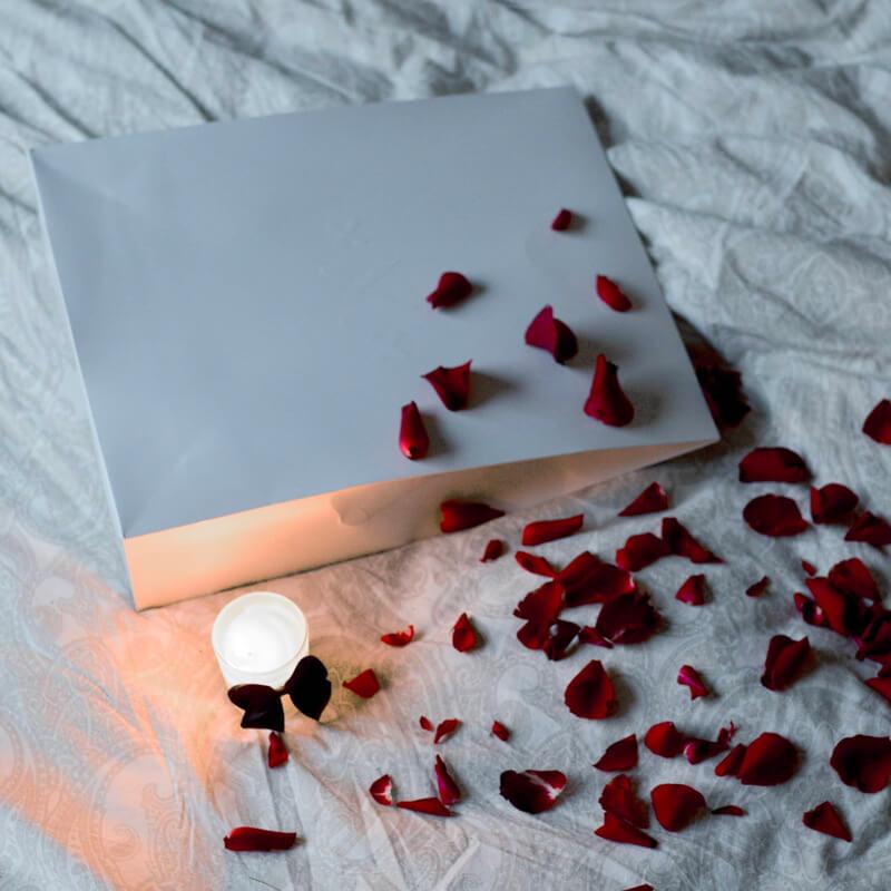 Valentines surprise kit present